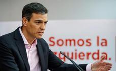 Sánchez rechaza un Gobierno de concentración en Cataluña