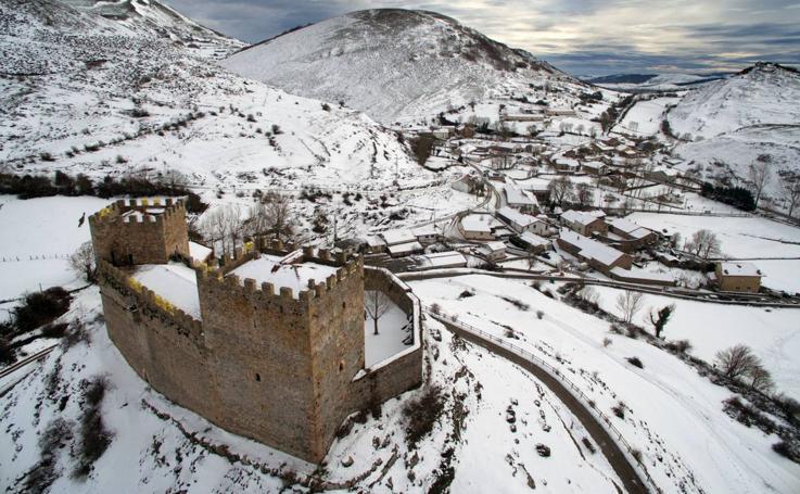 Las mejores imágenes del castillo de Argüeso publicadas por El Diario Montañés