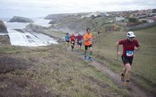 El VII Trail Costa Quebrada, una carrera con historia