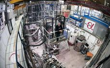 Miden 'el color y la estructura' de la antimateria por primera vez