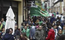 Más de un millar de racinguistas estará este domingo en Villaviciosa