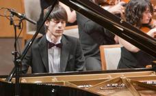 El cántabro Pierre Delignies, entre los 20 finalistas del Concurso Internacional de Piano de Santander