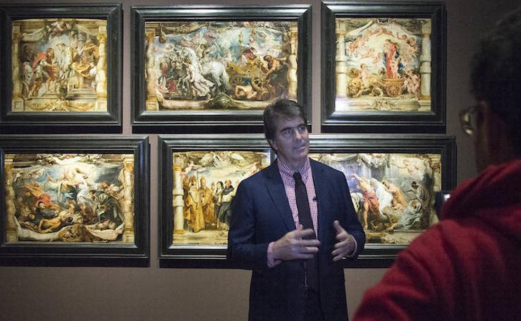 Los bocetos de Rubens que querían los reyes