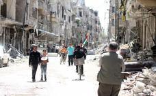 Siria atribuye a Israel el bombardeo de la base aérea que dejó 14 muertos