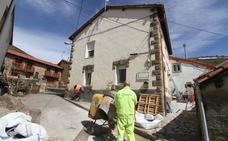Las últimas reformas de la escuela de Fontecha requerirán 48.290 euros