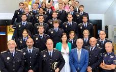 El primer examen de las nuevas oposiciones de la Policía Local de Santander será el 19 de mayo