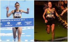 Azara García de los Salmones y Paula Gonzalez, seleccionadas para el Mundial de Trail y el Europeo de Maratón