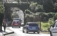 Castro aprueba el convenio urbanístico para acondicionar los túneles de Ocharan