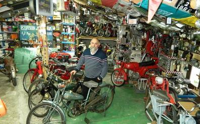 Castañeda acogerá una feria de motocicletas antiguas en la que se expondrán 150 modelos