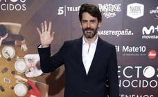 Eduardo Noriega, galardonado por la Muestra de Cine Latinoamericano de Cataluña