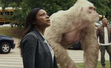 'Proyecto Rampage' corona una cartelera repleta de películas independientes