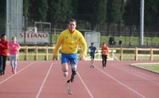 «Mi objetivo es prepararme para las paraolimpiadas de Tokio 2020»