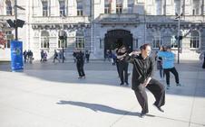 Unate sale a las calles de Santander para celebrar una Semana Cultural con motivo su 40 aniversario
