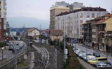 El Gobierno de Cantabria financiará el 30% del cubrimiento de las vías de Renfe en Maliaño