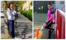 La difícil tarea de ser mujer y futbolista