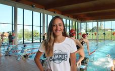 La nadadora olímpica Duane Da Rocha ofrece un campus de natación en Somo
