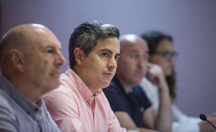 El Comité del PSOE de Cantabria, en imágenes
