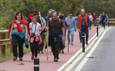 Un día después del cierre de la Puerta del Perdón, Santo Toribio deja de dar alojamiento a los peregrinos