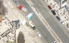 Diez muertos en un atropello múltiple deliberado en Toronto