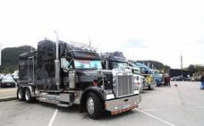 250 camiones participan este fin de semana en el Truck Show Festival de Torrelavega