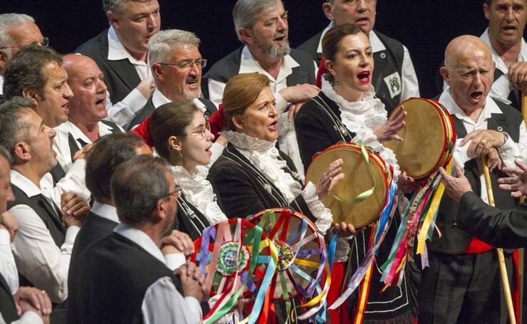 XVIII Gala del Folclore de Cantabria