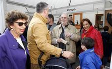 Torrelavega recupera la Feria del Libro con Gutiérrez Aragón como protagonista
