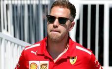 Vettel vuelve al lugar del 'crimen' contra Hamilton