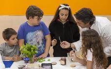 'Chefs and kids', con la comida sí se juega