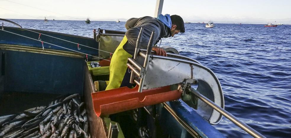 La siniestralidad del sector pesquero es un 175% superior a la del resto de actividades