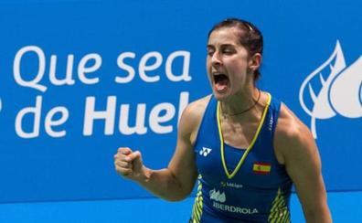 Carolina Marín, finalista en 'su' Europeo