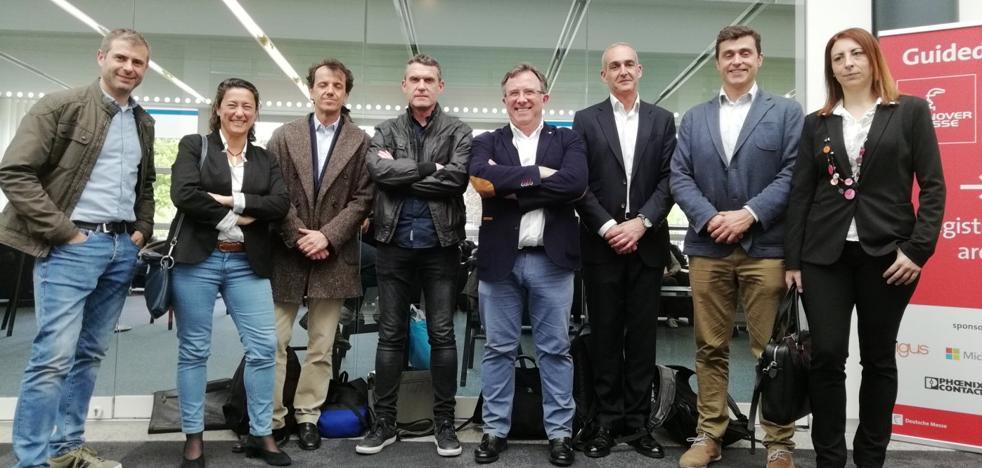 La Feria de Hannover facilita nuevas relaciones para 7 empresas cántabras