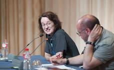 Marta Sanz presenta este martes su novela 'Amor Fou' en la Feria del Libro