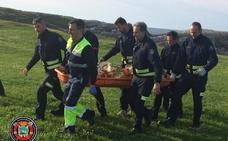 Evacuado de El Bocal un buceador con un arpón clavado en la pierna