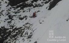 Rescatan a tres montañeros en Castro Valnera