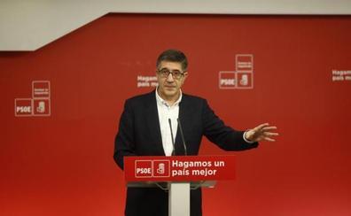 El PSOE cree que el acto de Cambo solo busca «lavar la cara» a ETA