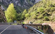 Fomento reprogramará los cortes en la carretera del Desfiladero