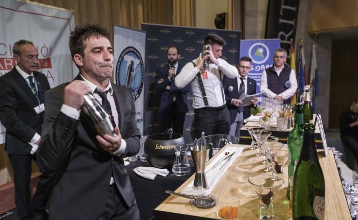 Campeonato Regional de Coctelería