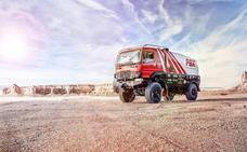 La firma cántabra Beusual gana un premio nacional por el diseño de una flota de camiones para el Rally Dakar