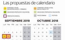 Mañanes no ve a diferencias sustanciales que impidan consensuar el calendario escolar de Cantabria