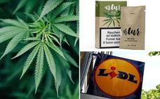 Lidl empieza a vender cannabis en sus supermercados