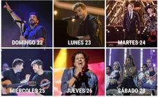 Torrelavega se queda con el festival Música en Grande con El Malecón como escenario