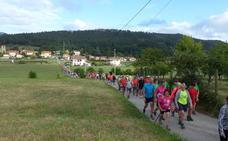 Marchas populares por la comarca del Asón-Agüera-Trasmiera