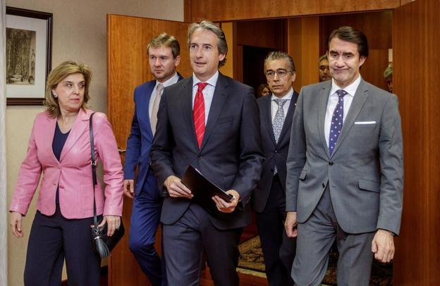 Fomento agiliza la autovía Burgos-Aguilar al unir en un solo contrato la obra restante