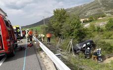 Fallece un vecino de Santander en un accidente de tráfico en Álava