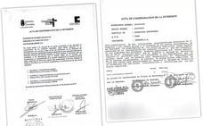 El SCS revela actuaciones de la etapa del PP «idénticas» a las que ahora denuncia