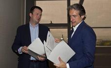 David González: «Hice un pacto con el PP en 2015 y lo mantendré toda la legislatura»