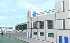 El Gobierno prevé un aparcamiento de 75 plazas en el Puerto de Laredo