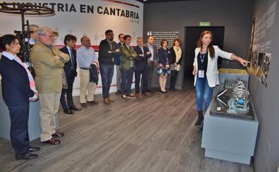 Los Corrales quiere ampliar y renovar el centro de interpretación de la Industria