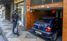 Plazas de garaje a precio de minipisos en Santander