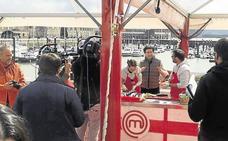 El programa 'Masterchef' en Santoña se emitirá el 24 de junio